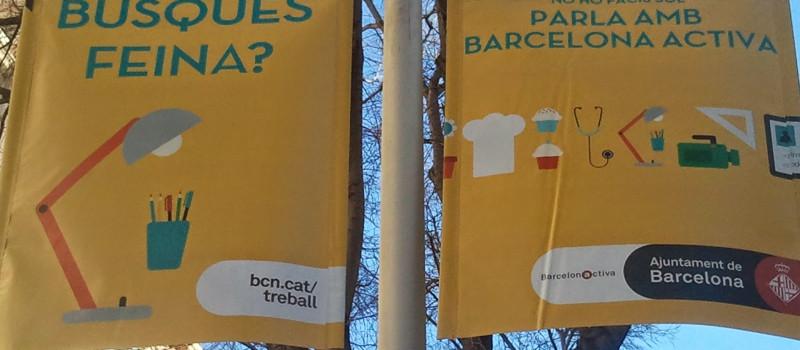 Nous programes subvencionats per a la creació d'empreses a Barcelona Activa. Per a professionals del sector de la Construcció
