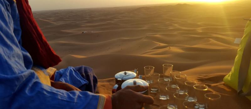 Si te preguntas si es para tí la Caravana en el Desierto