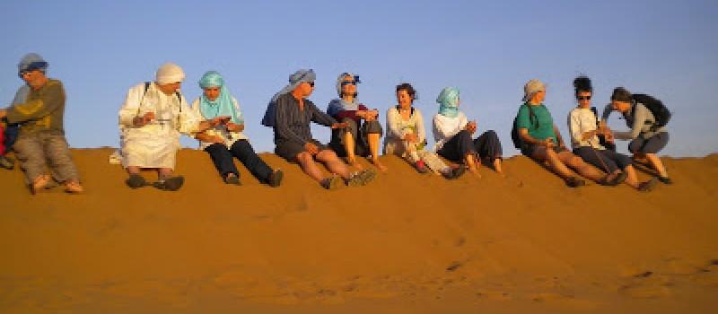 Caravanes al desert: 24 hores