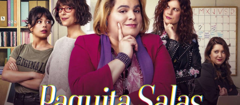 Paquita Salas: la supervivent resilient